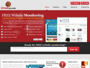 Premium Website Monitoring Service Now Available at UptimeSpy