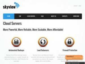 SkyviewCorp Web Hosting Now Offering Automated Backups