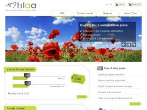 Tilaa.com Takes Virtual Private Hosting to a New Level with Improved Flexibility on Protected Networks