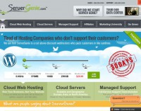 ServerGenie's Fully Managed WordPress Hosting is Insanely Fast and Infinitely Scalable