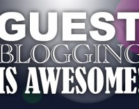 Should you do a Guest Blog on Complimentary Sites?