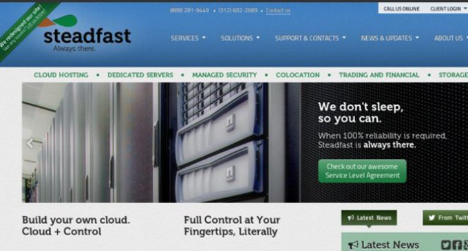 Steadfast Expands Disaster Recovery