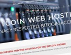 Bitcoin Accepting Web Host Redefines The Market By Offering New Features That Bundle Performance and Privacy