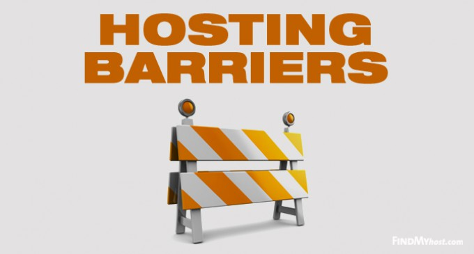 5 Barriers to starting your own hosting company (and how to overcome them)