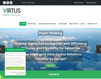 VIRTUS Data Centers Intelligent By Design Approach Enhances Energy Efficiency