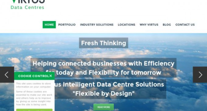 VIRTUS Data Centers Intelligent By Design Approach Enhances Energy Efficiency