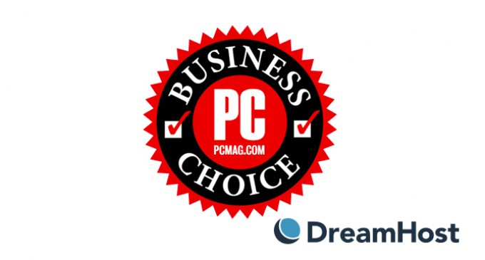 DreamHost Wins 2014 Business Choice Award from PCMag.com