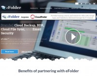 eFolder Announces Cloudfinder for Box