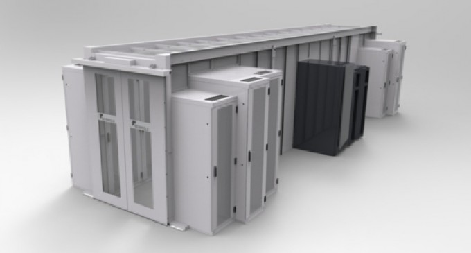Data center supplier Minkels introduces its Free Standing Cold Corridor® – for ultra-modular aisle containment