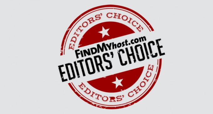 FindMyHost Releases November 2014 Editors' Choice Awards