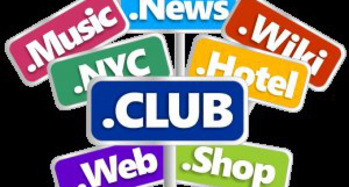Single and Double Letter Domains Launch .CLUB's First China Auction