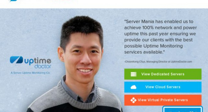 Server Mania Offers No Charge DDoS Protection To Combat Global Rise In Attacks
