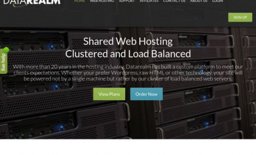 Datarealm Introduces New SSD-Powered Shared Hosting Plans