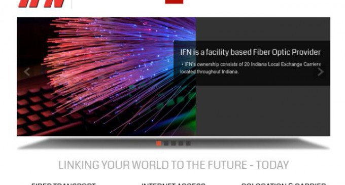 Indiana Fiber Network, LLC Enables Midwest Telecom of America with Fiber Route Diversity