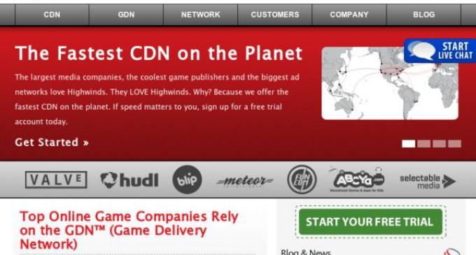 Highwinds Unveils New StrikeTracker CDN Console