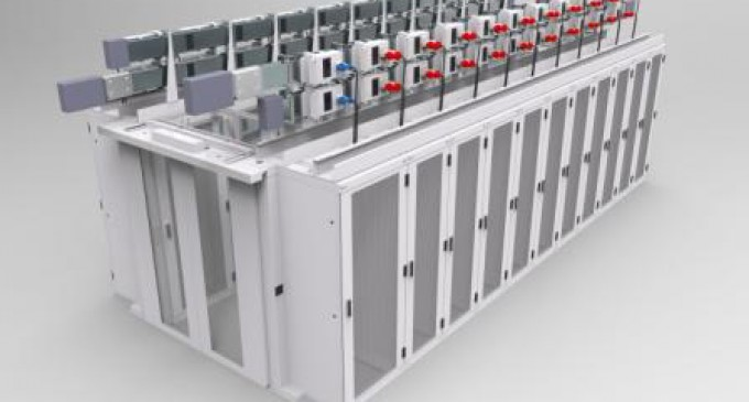 Minkels shows ultimate modularity during Data Center World, 11-12 March 2015 ExCel London, stand D65