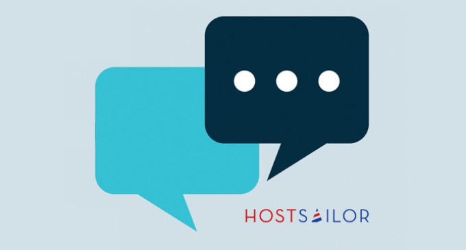 HostSailor Now Offers Live Chat to Cater To All Client Queries