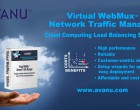 AVANU Rises into the Cloud with New Virtual WebMux Network Traffic Manager