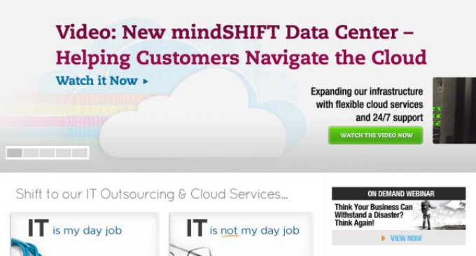 mindSHIFT opens new data center to support customers' complex IT and cloud demands