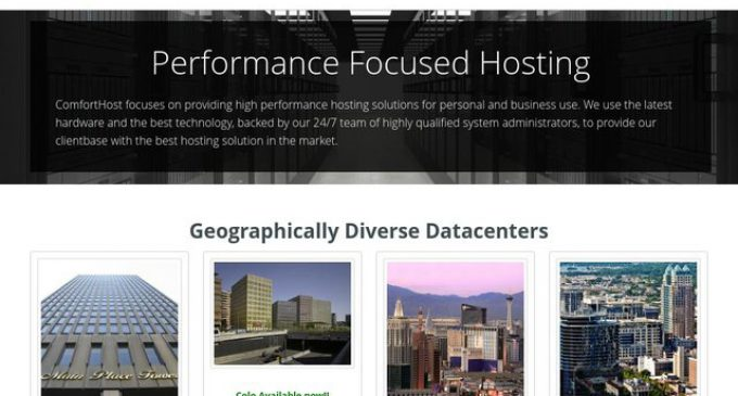 Cloud Equity Group Acquires SSD Hosting Provider ComfortHost