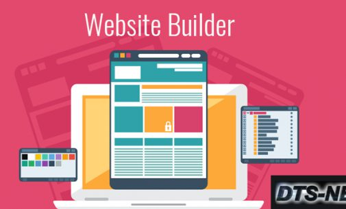 DTS-NET Launches New Drag & Drop Web Site Builder