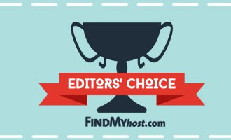 FindMyHost Releases March 2017 Editors' Choice Awards