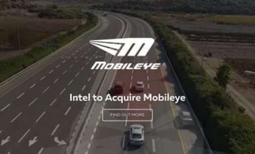Intel to Acquire Mobileye