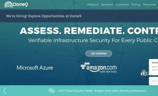 Dome9 Launches Channel Program to Meet Enterprise Demand for Verifiable Public Cloud Security
