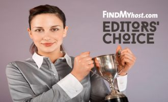FindMyHost Releases June 2017 Editors' Choice Awards