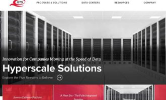 QTS Enters Strategic Collaboration with Amazon Web Services to Deliver Colocation to Cloud Customers