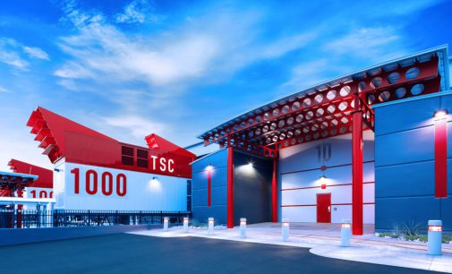 Switch Core Campus Opens LAS VEGAS 10 Data Center