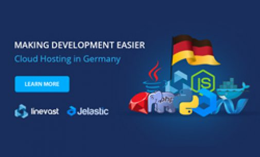 Jelastic Strengthens Cloud Hosting Offering in Germany with Linevast