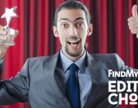 FindMyHost Releases September 2017 Editors' Choice Awards