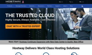 Hostway Continues Expansion with New Data Center in Austin, New Offices in Chicago and San Antonio