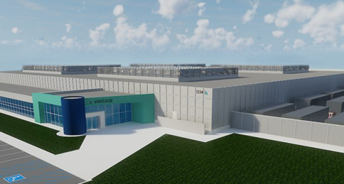 Vantage Data Centers Announces Expansion to Northern Virginia Market with Large Scale Data Center