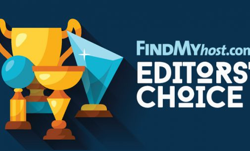 FindMyHost Releases The Final 2017 Editors' Choice Awards