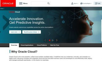 Oracle Cloud Growth Driving Aggressive Global Expansion