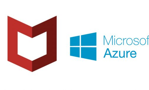 McAfee Launches Comprehensive Cloud Security Solution for Microsoft Azure