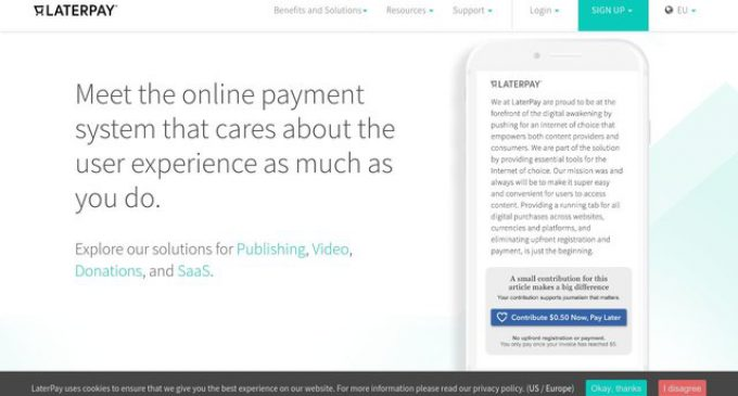 WordPress.com VIP and LaterPay Partner to Provide New Monetization Solutions for Publishers
