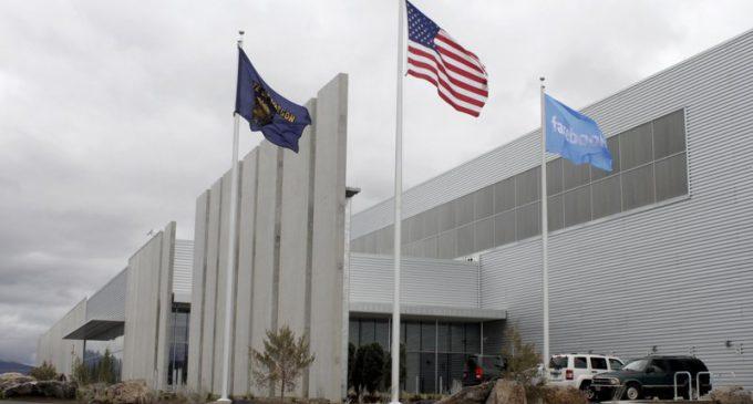 Facebook Goes Solar to Power Oregon Data Center