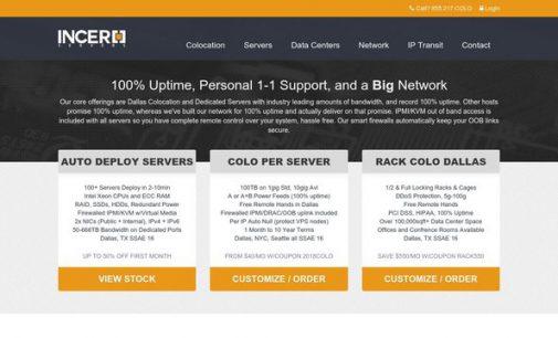 Hivelocity Acquires Dallas IaaS Provider, Incero.com
