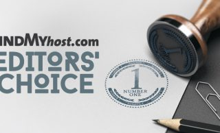 FindMyHost Releases February 2019 Editors' Choice Awards
