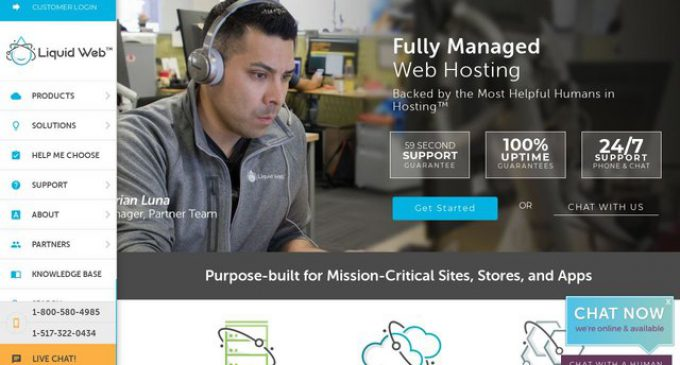 Liquid Web Partners with VMware to Offer a Flexible, Secure, Scalable Managed Private Cloud