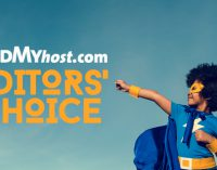 FindMyHost Releases August 2019 Editors' Choice Awards