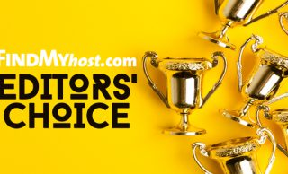 FindMyHost Releases March 2020 Editors' Choice Awards