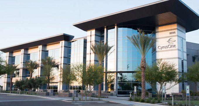CyrusOne Unveils First Net Positive Water Data Center
