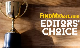 FindMyHost Releases November 2020 Editors' Choice Awards
