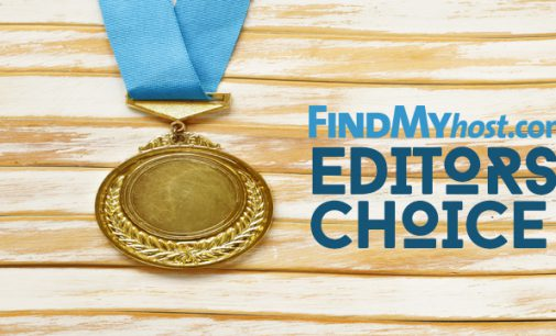FindMyHost Releases February 2021 Editors' Choice Awards