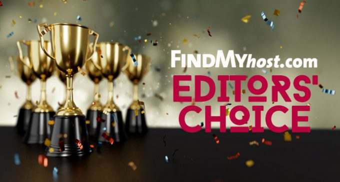 FindMyHost Releases January 2021 Editors' Choice Awards